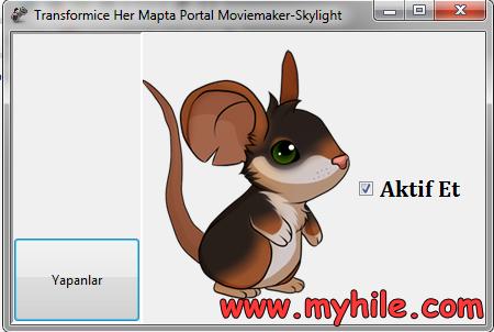 Transformice Portal Hack 2014