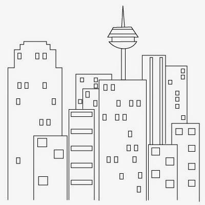 Como Desenhar Uma Cidade