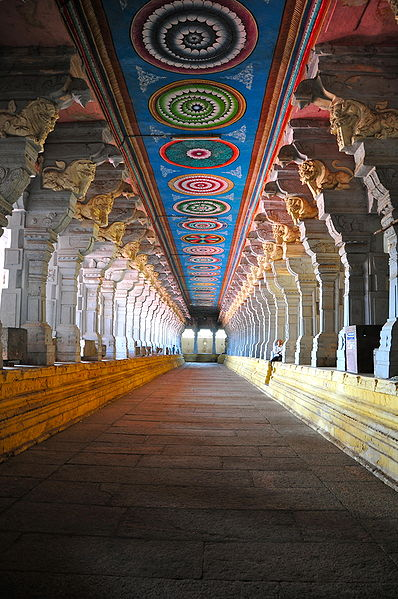 RAMANATHASWAMY TEMPLE, INDIA