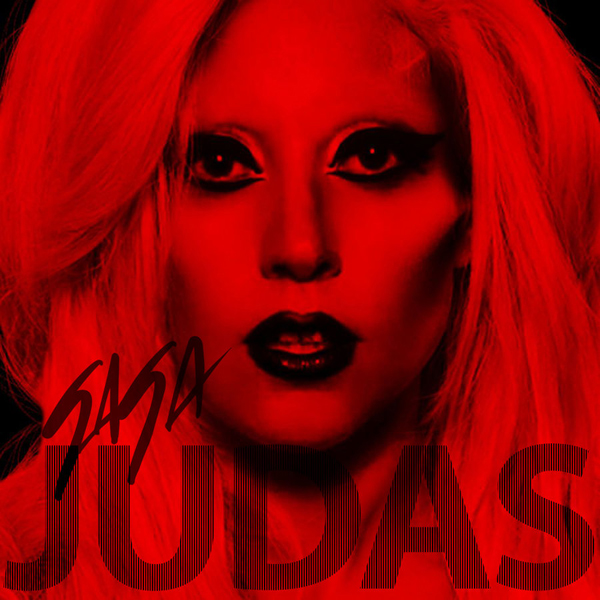lady gaga judas art. makeup JUDAS CD lady gaga