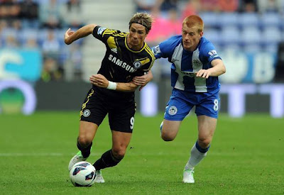 Chelsea vs Wigan Live Streaming Online 9 February 2013 - Premier League