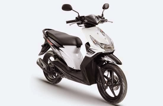 Honda BeAT Ross White
