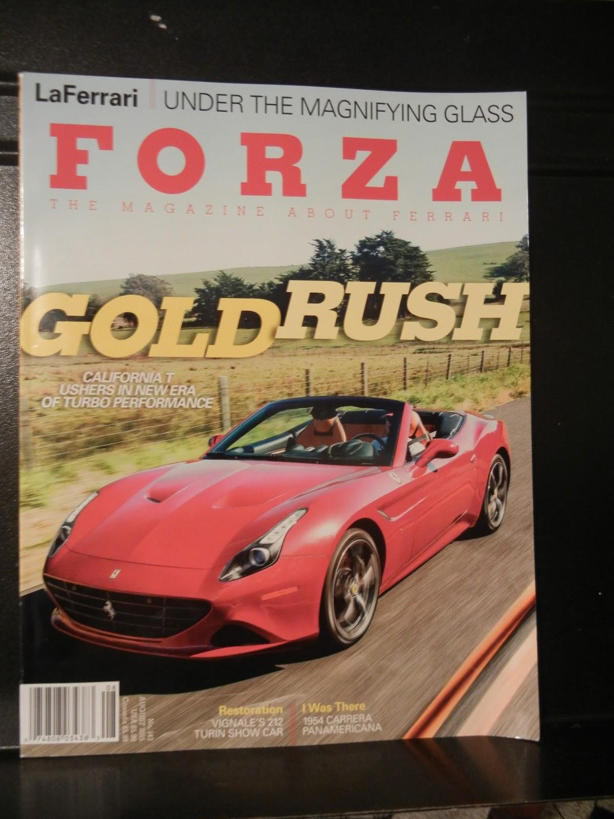 Nixon Motor Sports: Doctor Confirms: Car Magazine Addiction!