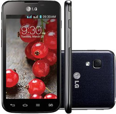 LG Optimus L4 II Dual E445 complete specs and features