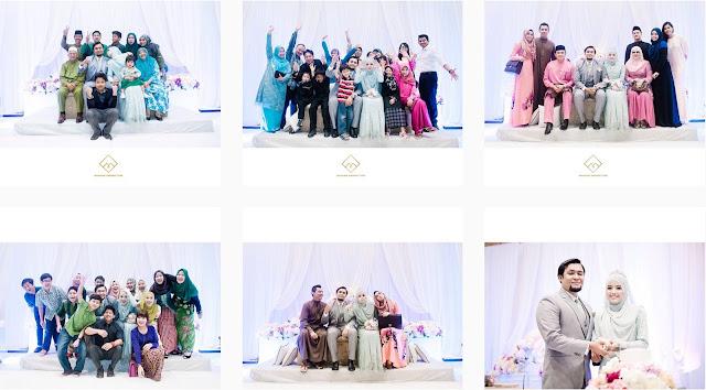 Majlis Perkahwinan Dr Anwar Fazal dan Dr Fatin Liyana Asri