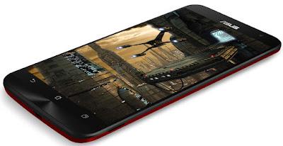 Asus Zenfone 2 ZE550ML, móviles de China