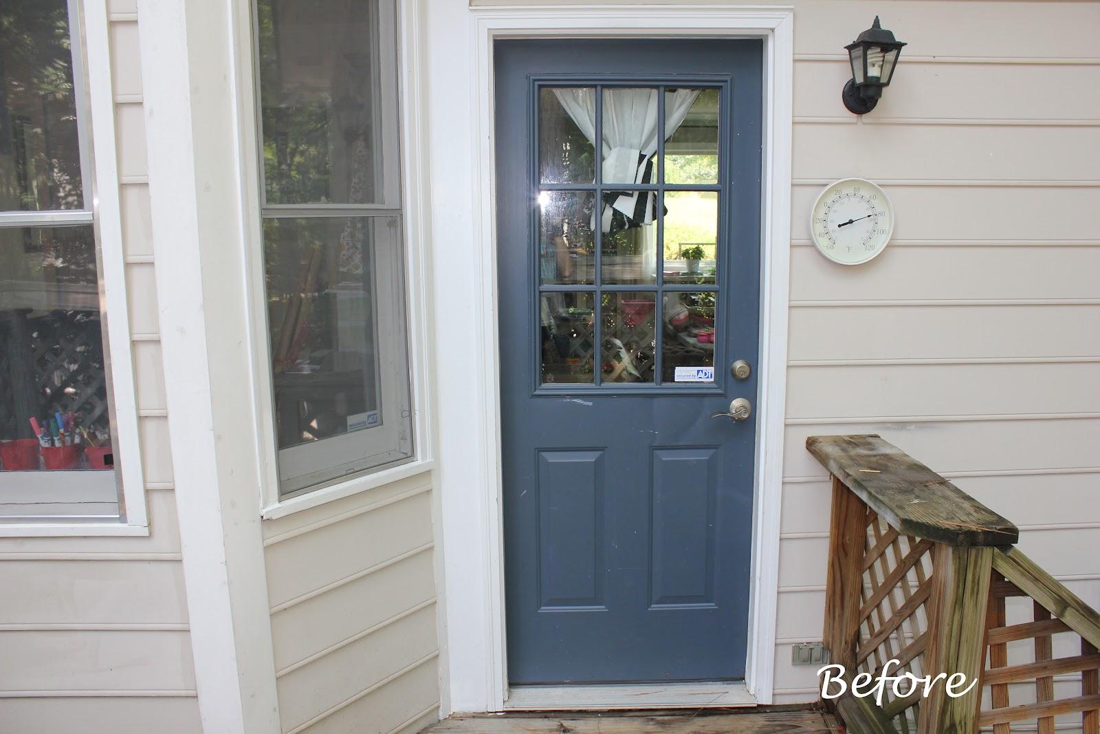 Superieur New Back Door
