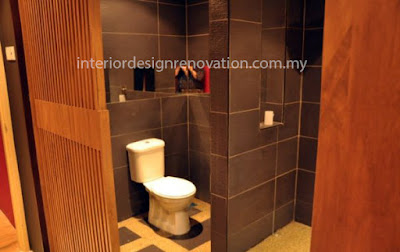 bathroom shower toilet renovation zen concept cheras ampang kl