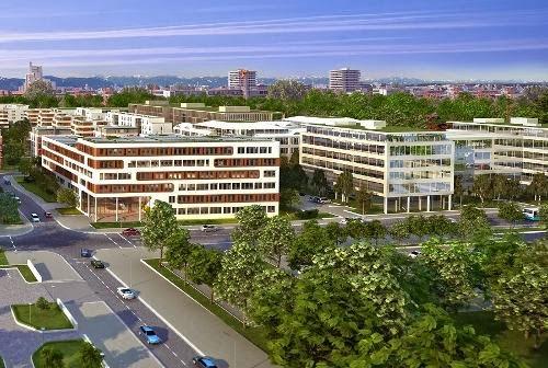 NuOffice : Un edificio de oficinas que ahorra energía