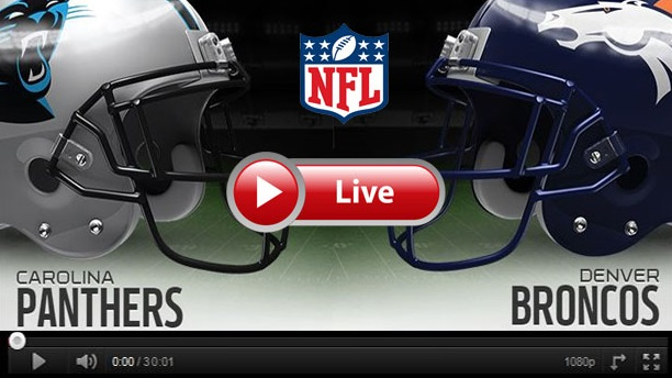 Panthers vs Broncos Live