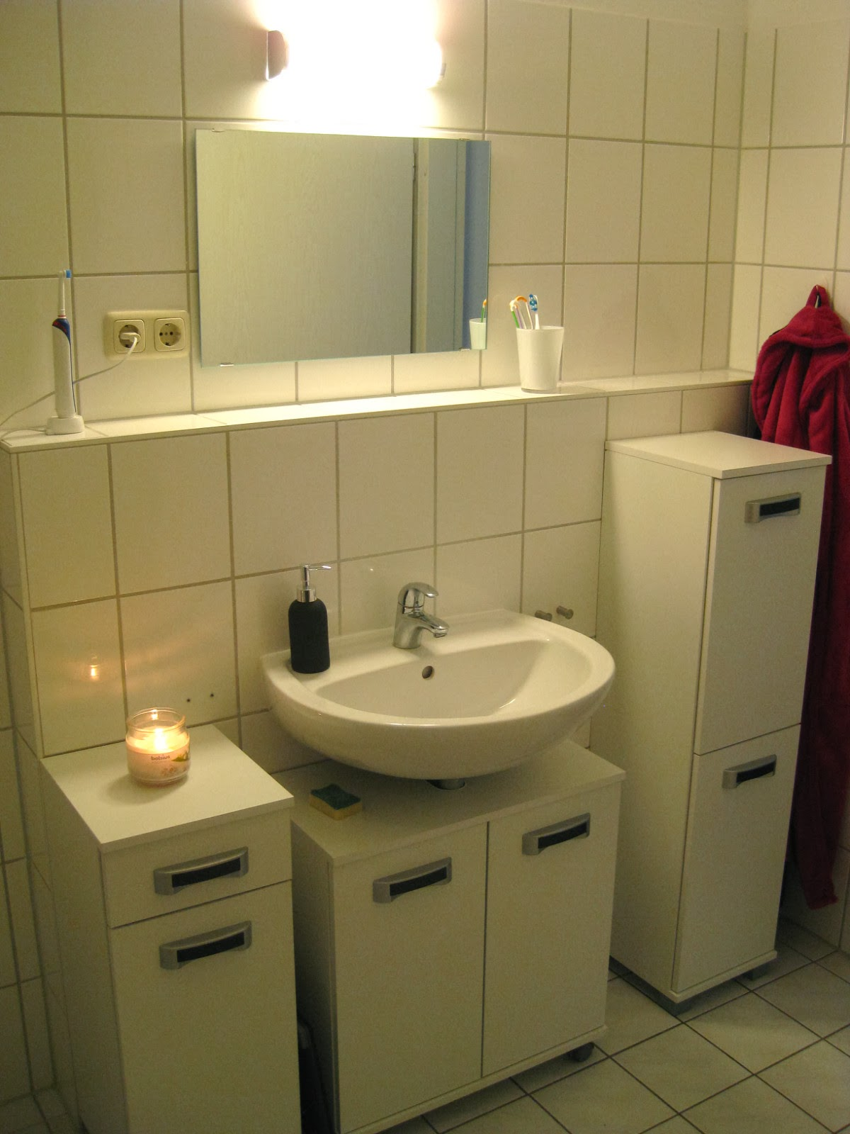 German Apartment Tour  Bathroom. Welcome to Germerica  German Apartment Tour  Bathroom