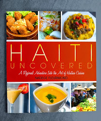 Get a copy of Haiti Uncovered by Nadege Fleurimond!