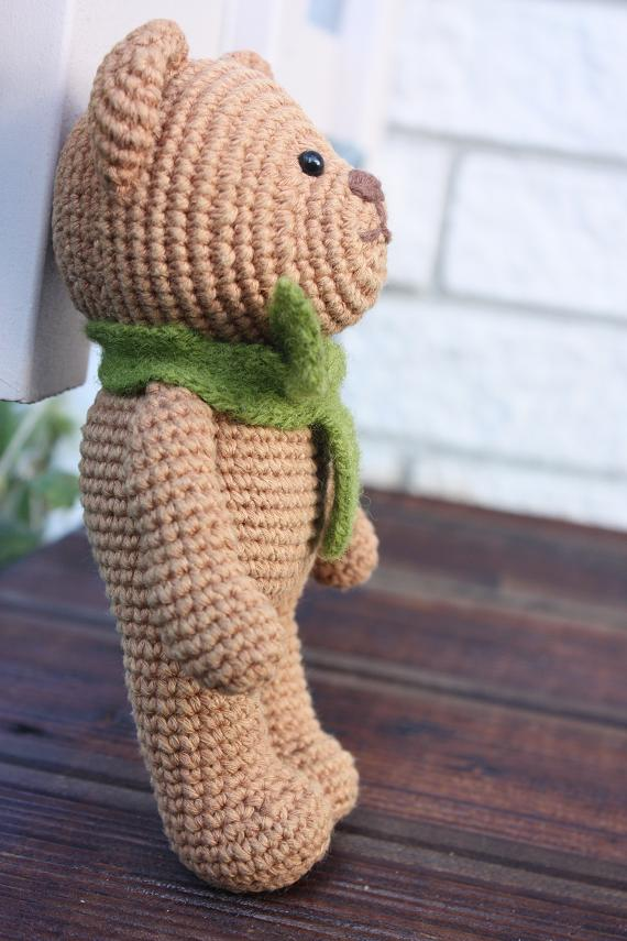 Crochet Pattern Amigurumi Bear : Happyamigurumi: Amigurumi Teddy Bear pdf Pattern is ready