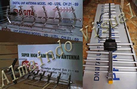 Jasa Pemasangan Antena Televisi Di Cipete Utara Jakarta Selatan