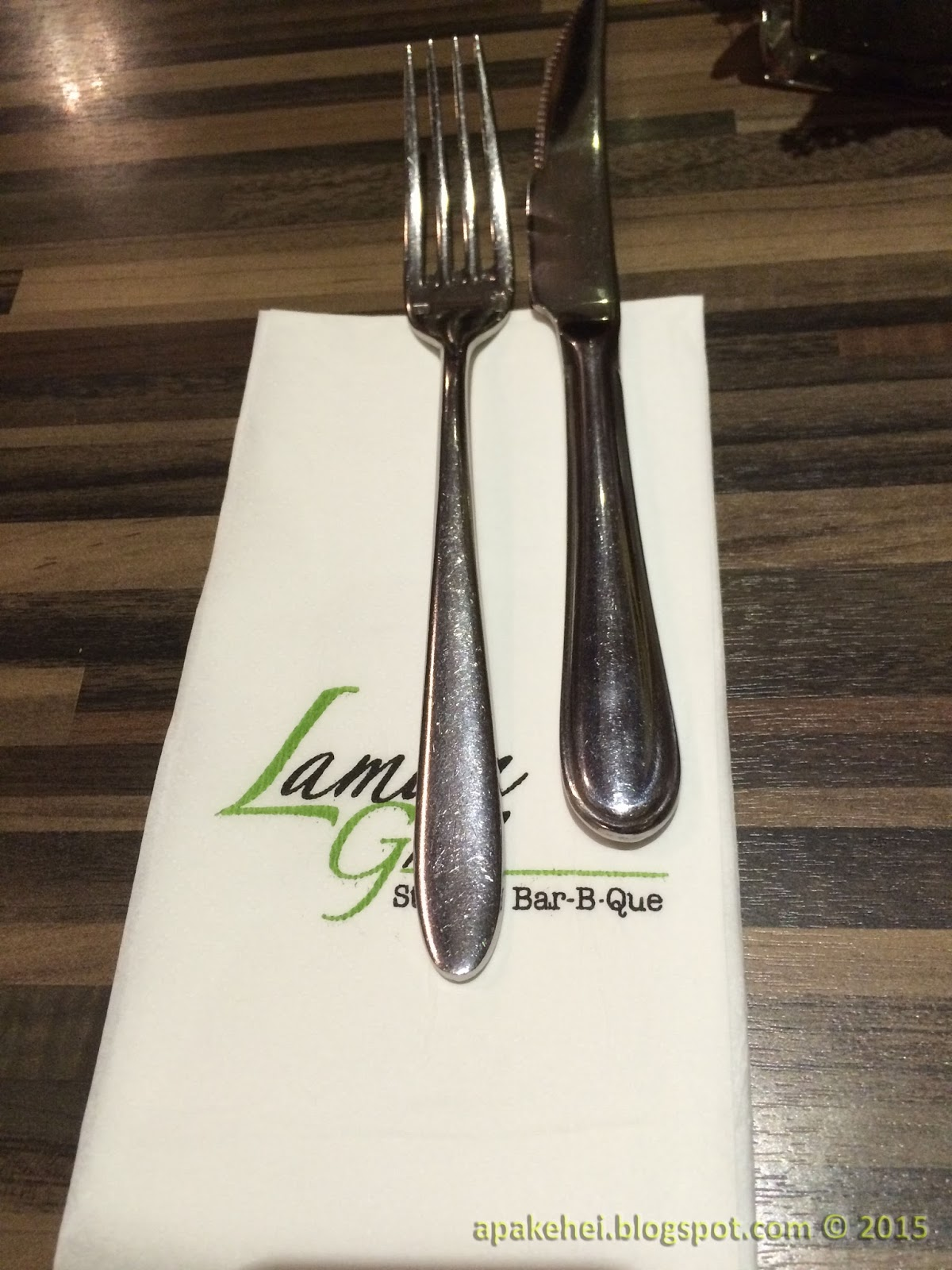 Laman Grill Steak and Bar-B-Que