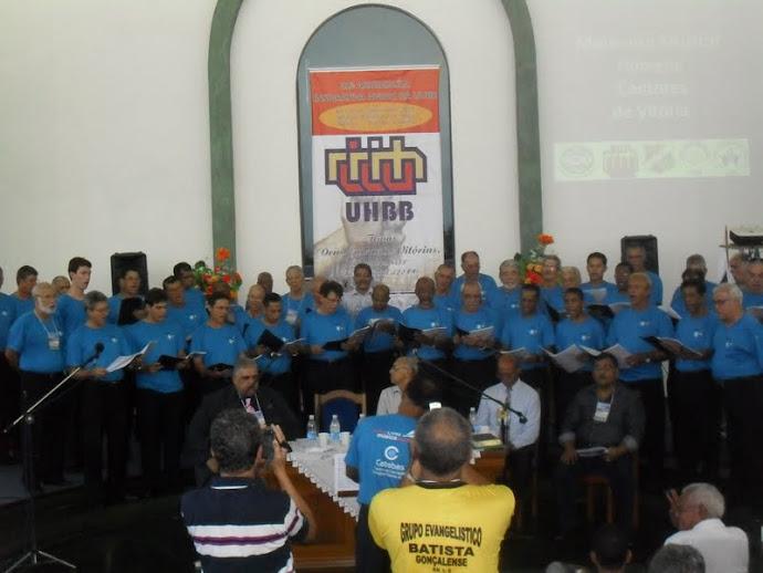H.C.V. Apresenta na ordem dos Pastores