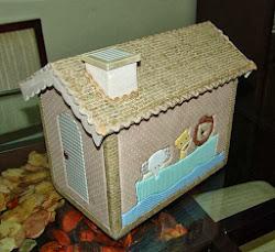 Casa / farmacinha Raul - Arca de Noé