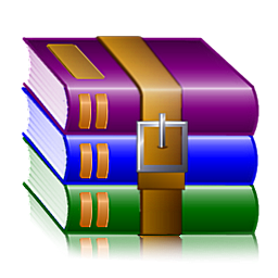 how to open iso with winrar