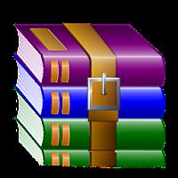 Cara Extract File Rar Zip Dan Iso Dengan WinRar