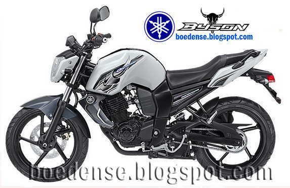 Yamaha Byson F1_Blod White
