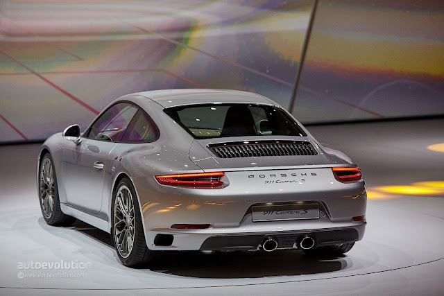2017 Porsche 911 Specs and Review