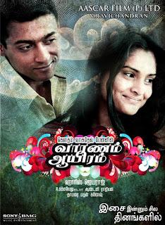Surya ka Yaarana( Vaaranam Aayiram) 2008 Hindi Dubbed HDRip | 720p | 480p