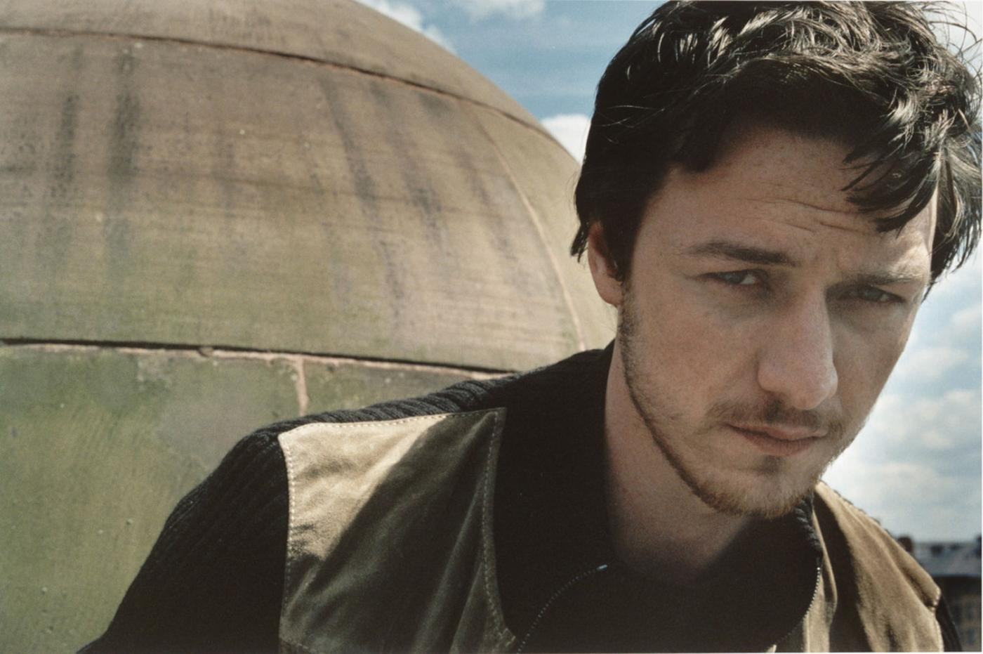 Handsome Actor James Mcavoy