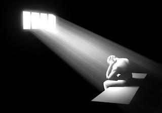 recluso a solas