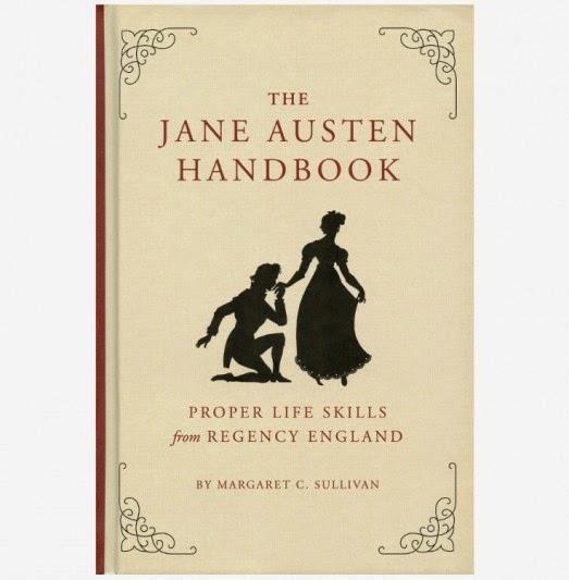 jane austen handbook cover