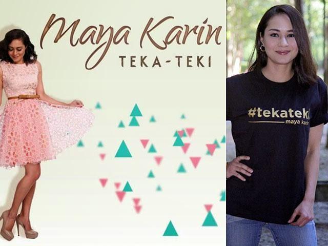 Maya Karin Tangguh Pelancaran Album, Prihatin Isu #MH370