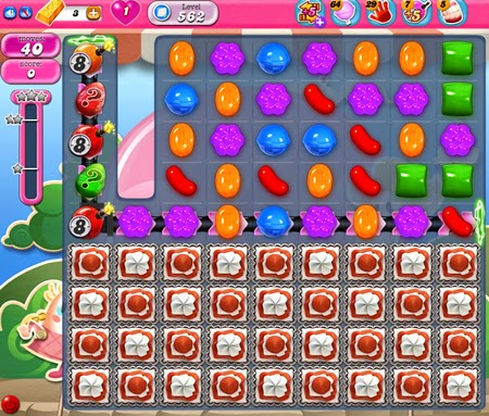 Candy Crush Saga 562