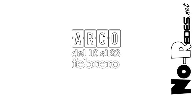 ARCO. Feria Internacional de Arte Contemporáneo, Madrid.