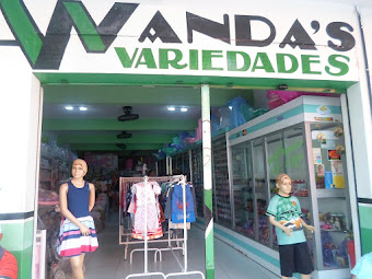 WANDA'S VARIEDADES