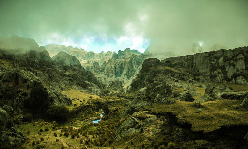 Valle Los Gigantes (Pcia. de córdoba)