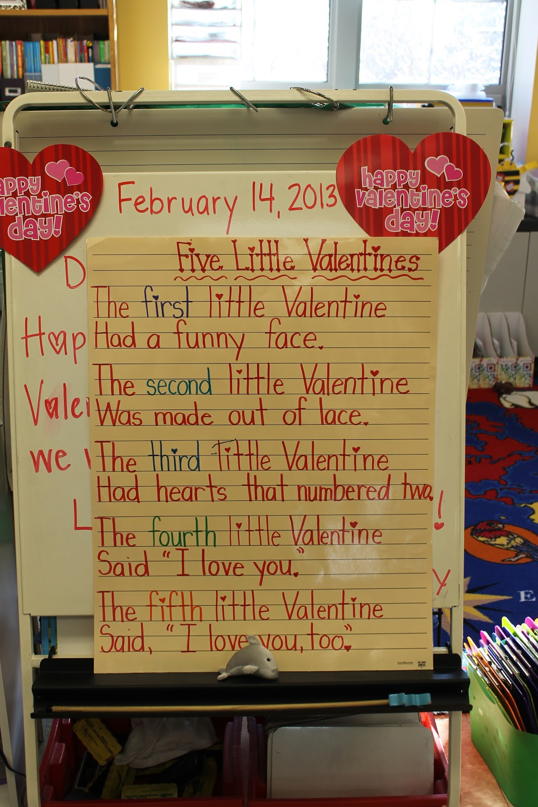 Sweet Kinders February 2013 – Things to Write in Valentines Card