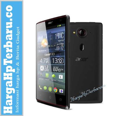 Daftar Terbaru Harga Hp Acer Juni 2015