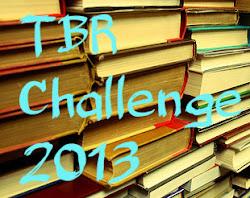 TBR Challenge 2013