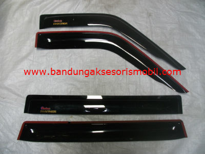 Talang Air Panther Royal Original Black Depan Belakang