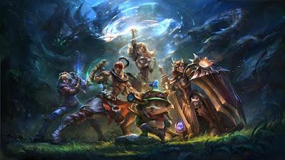 League of Legends, el más jugado en todo el mundo
