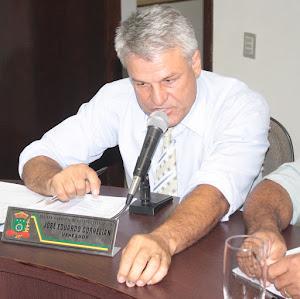 Vereador José Eduardo