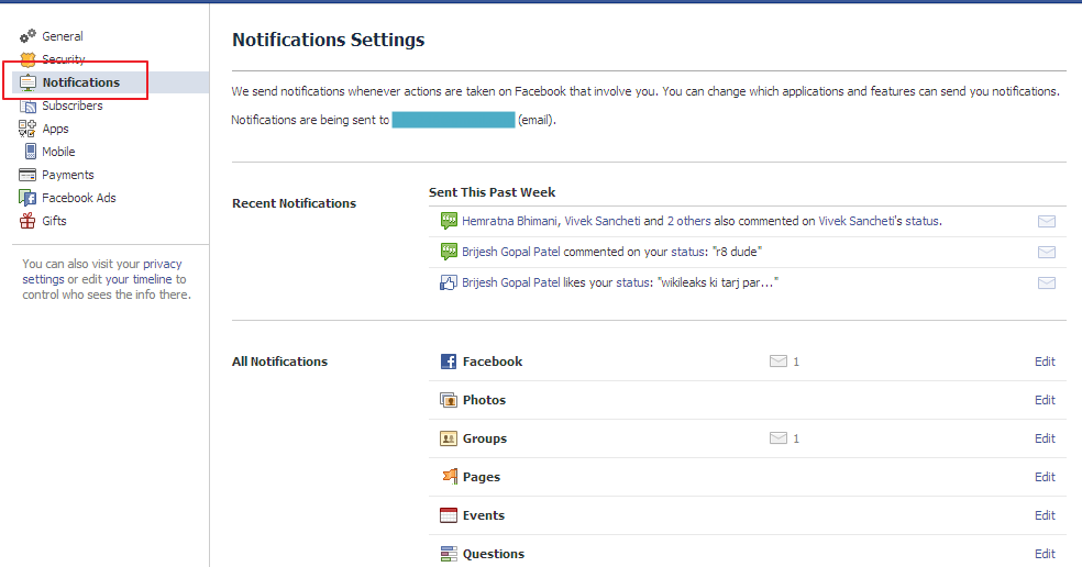 how to change location settings on facebook