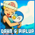I like Dawn and Piplup