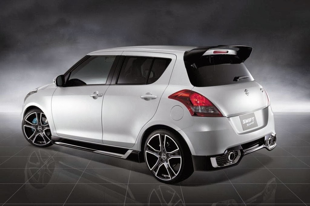 Maruti suzuki swift sport prices photos for Alto car decoration