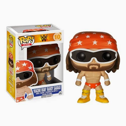 Funko Pop! Macho Man Randy Savage
