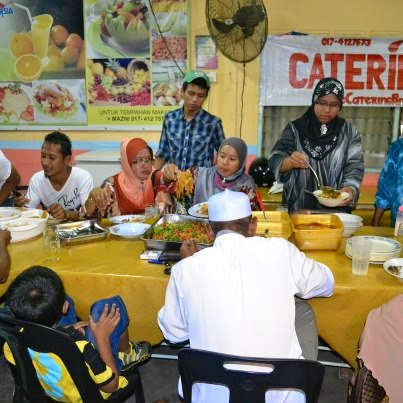 Community Friends & Traveller Food