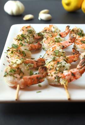 http://www.thebusybaker.ca/2015/06/lemon-garlic-shrimp-skewers.html