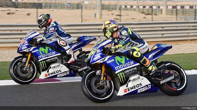 New Livery Yamaha MotoGP