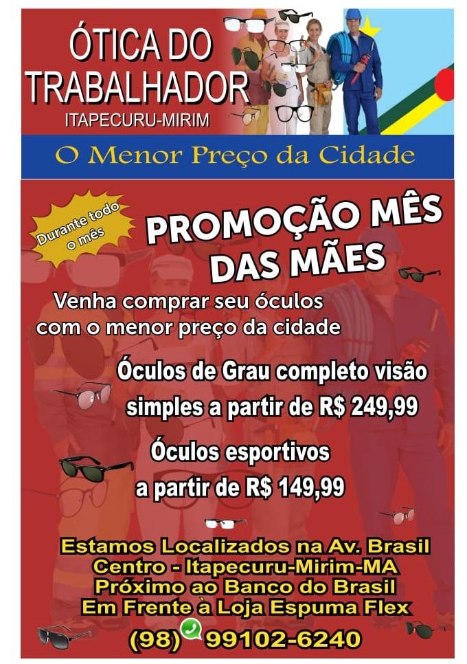 ÓTICA DO TRABALHADOR