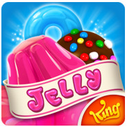 Candy Crush Jelly Saga V.1.6.5 APK