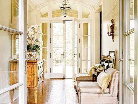 A touch of southern grace come on in sit right down for Kerala foyer designs